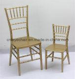 Silla plástica de la silla de Chiavari de la venta caliente del precio de fábrica (L-7)
