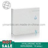 Reparar la piel que hidrata alimentan el suero determinado del ácido hialurónico del cuidado de piel