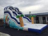 Überraschendes Moana aufblasbares Plättchen mit Pool auf Verkauf
