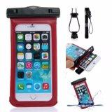 Smartphone (WPVi2047)のための屋外の防水循環の台紙のホールダーの携帯電話袋の袋の箱