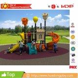 2015人の流行の子供の屋外の運動場装置HD15A-122b