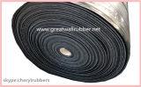 Feuille en caoutchouc de fibre de bonne qualité de l'usine Gw2009 avec UE, certificat ISO9001