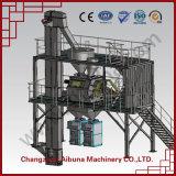 Máquina seca especial patenteada da produção do almofariz de Productcontainerized