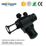 Varredor fracionário Js1505 do Galvo do laser do CO2 do Sino-Galvo para a remoção da cicatriz