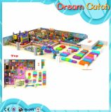 Gewundene Plättchen-Spielplatz-Spielwaren