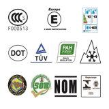 Personenkraftwagen-Gummireifen mit dem PUNKT ECE beschriftend genehmigt