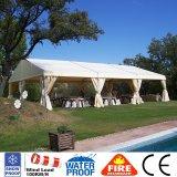 Tenda di alluminio 10m della tenda foranea di evento della festa nuziale del blocco per grafici di 200 Seater X 21m