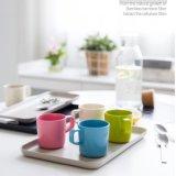 BPA liberano la tazza di bambù/tazza (YK-C10031) dei capretti dell'articolo da cucina della fibra di Eco