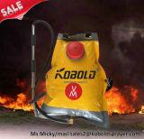 (KB-120010) pulvérisateur d'extincteur de sac à dos de forêt de 20L 16L