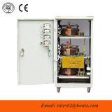 Регулятор напряжения тока AC высокой точности SVC трехфазные полноавтоматические/стабилизатор