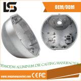 最上質OEMのアルミ合金IP66はCCTVのカメラのためのダイカストの部品を