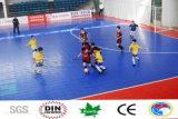 Limpieza fácil ningún suelo plástico adhesivo para los suelos de Futsal de la corte de Futsal