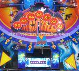 城は熱い娯楽部品の城がコイン投入口の買戻しのゲーム・マシンを失う幻影の城を失う