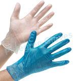 Медицинские перчатки рассмотрения винила/зубоврачебная перчатка винила/Non-Sterile перчатка рассмотрения винила сделанная в Китае