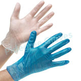 Medizinische Vinylprüfungs-Handschuhe/zahnmedizinischer Vinylhandschuh/nicht steriler Vinylprüfungs-Handschuh hergestellt in China