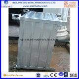 주문을 받아서 만들어진 직류 전기를 통한 강철 상자 깔판 (EBILMETAL-SBP)
