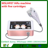 2017 Machine van de Lift van het Gezicht van Hifu van de Ultrasone klank van de Hoge Intensiteit Hifu van het Gebruik van het Huis de Draagbare Geconcentreerde/van de Lift van het Gezicht Hifu