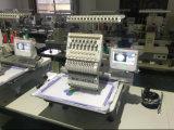 Holiauma高品質の安い単一ヘッド15針のComtomizationの刺繍機械価格