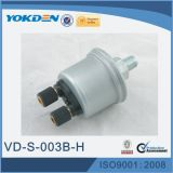 1/8 NPT 0-10 van de Diesel van de Staaf Sensor van de Druk van de Olie Reeks van de Generator