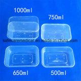 Quitar el envase de alimento plástico disponible modificado para requisitos particulares de la absorción