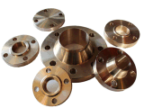 Cobre Níquel brida, placa de tubos, Latón Brida ciega, C44300, C46400, C70600, C7060X, C71500, Cu90ni10 y Bfe30-1-1, CuNi90 / 10 CuNi70 / 30, Cn102 Cn107 aleación de cobre