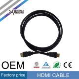 Кабель низкой цены 1.4 HDMI Sipu с кабелями видеоего локальных сетей