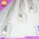 Пробка лазера СО2 гравировки L=700mm D=50mm 30W лазера изготовления