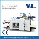 Máquina automática económica del laminador de la película de Glueless para la pequeña fábrica