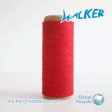 Brasilien-Marktqualität-8s aufbereitetes Baumwollgarn für Hängematte