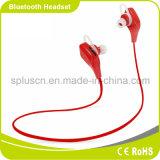 Esportes estereofónicos dos mini auriculares sem fio de pouco peso que funcionam o fone de ouvido de Bluetooth