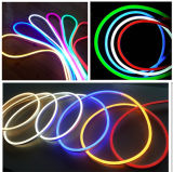 Indicatori luminosi al neon flessibili superiori sottili eccellenti della corda della flessione del PVC LED