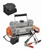 сверхмощный Inflator автомобиля насоса 12V автошины тележки компрессора воздуха Cyclinder двойника компрессора воздуха 4X4