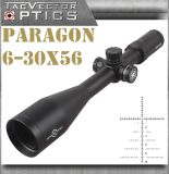 Óptica de vetores 6-30X56 Paragon Tactical German Lens Riflescope