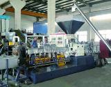 Machines de granulation de plastique de machine de plastique jumeau de boudineuse à vis