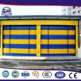 O PVC rápido tela relativa à promoção barata ambiental de China da auto rola acima a porta