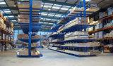 Doppeltes versah Stahlspeicherzahnstangen-freitragende Hochleistungszahnstange mit Seiten