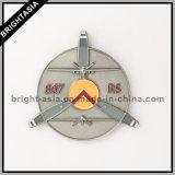装飾(BYH-101190)のための高品質の金属のバッジの紋章