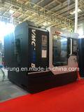 FanucシステムVmc850bが付いている縦CNCのフライス盤