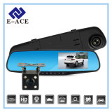 Full HD 1080P Car DVR com duas câmeras