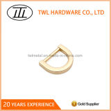 Светлое кольцо золота d для одежды/тканей