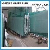 1-19mmの明確なガラス明確なフロートガラスの等級