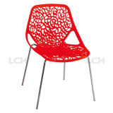 싼 옥외 디자이너 플라스틱 정원 의자