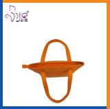 オレンジキルトにする袋のトートバック多機能袋