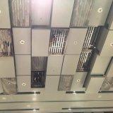 Techo de aluminio artístico modificado para requisitos particulares del alto grado para el hotel decorativo