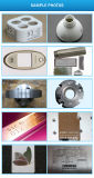 No metal móvil del metal de la maquinaria de Etiching de la máquina de la marca del laser de la fibra del vector