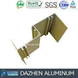 アルミニウムWindowsのドアのための熱い様式のナイジェリアのアルミニウムプロフィール