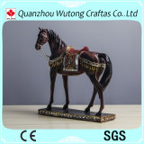 Het Europese Beeldhouwwerk van het Paard van de Hars van de Stijl Roman voor de Decoratie van het Huis