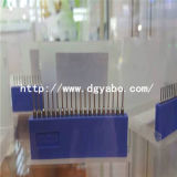 コイル巻き機械またはコイル巻線の機械装置のための炭化タングステンのノズル