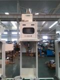 Empaquetadora del tornillo del PLC con la banda transportadora