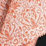 Tessuto comodo di qualità superiore di buona qualità del jacquard dello Spandex di modo